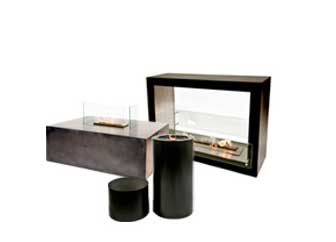 Free Standing Ethanol Fireplaces