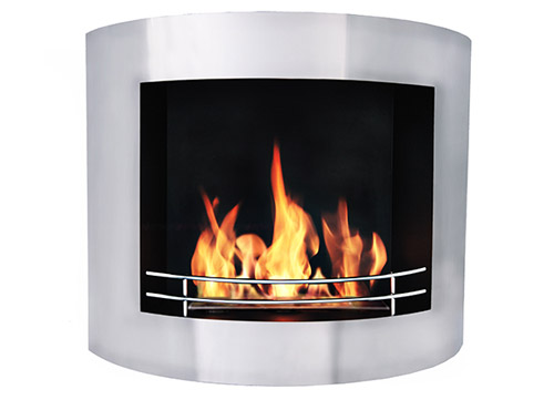 The Bio Flame leads the ethanol fireplace market with a modern line up of ventless